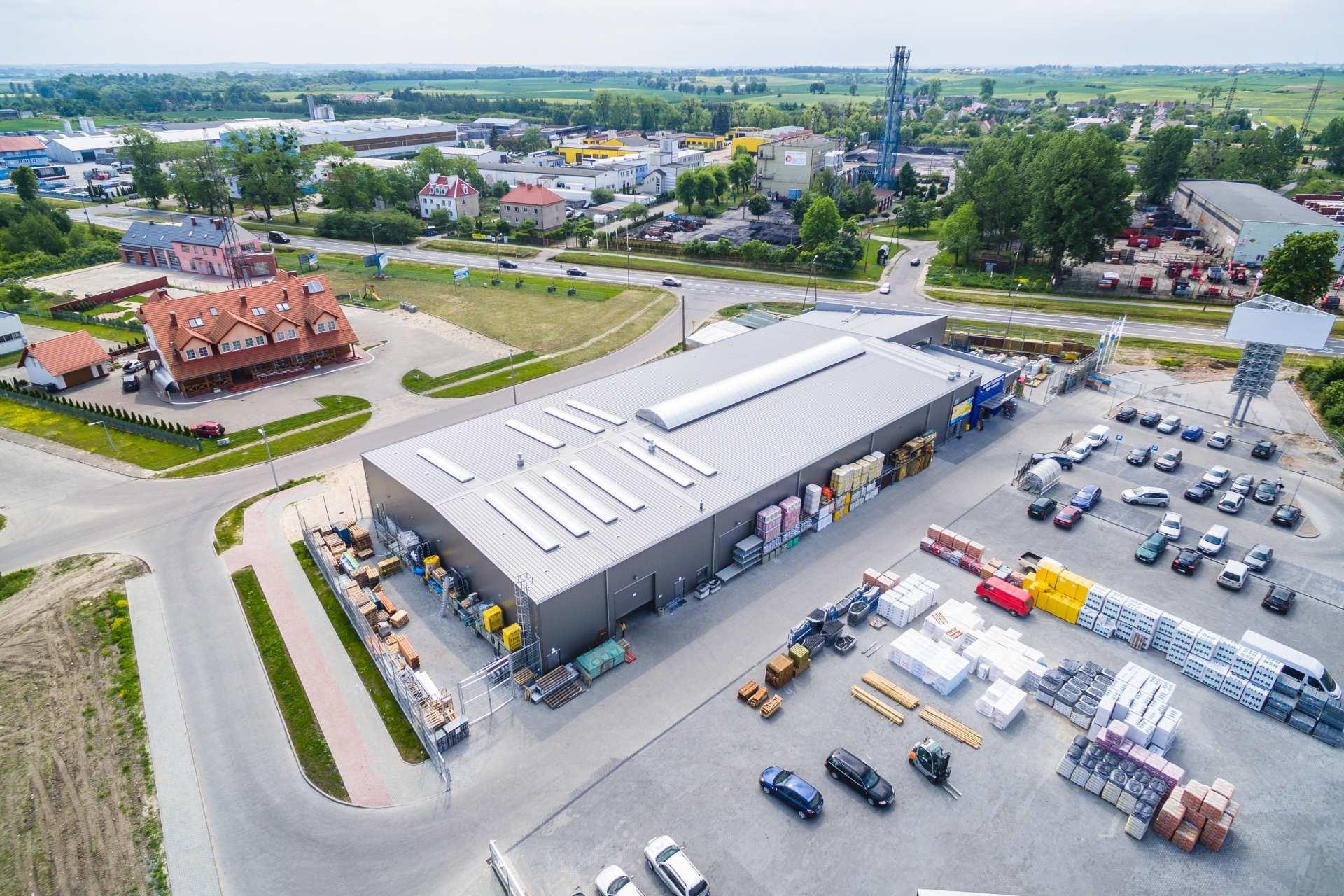 Hala komercyjna w Malborku - zdjęcie 3
